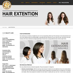 Hair Extensions & Hair Growth Products