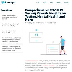 Extensive COVID-19 Survey Reveals Interesting Findings