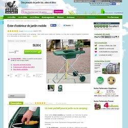 Evier de jardin mobile - Mobilier de Jardin