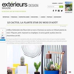 Extérieurs design - Le magazine du nouvel art de vivre outdoor