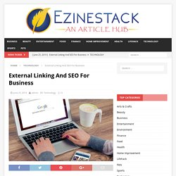 External Linking And SEO For Business - Imporatnace Of Link Building