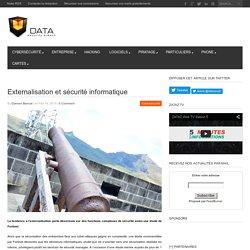 Externalisation et sécurité informatique