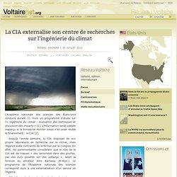 2013 LaCIA externalise son centre de recherches