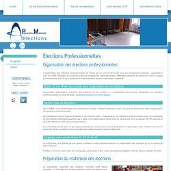 Externaliser vos élections professionnelles