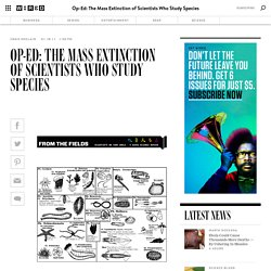 The Mass Extinction of Scientists Who Study Species | Wired Science