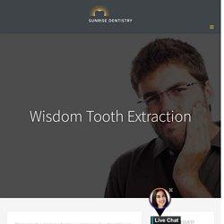 Wisdom Tooth Extraction Etobicoke