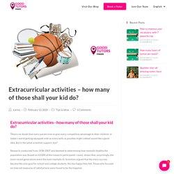 Extracurricular activities
