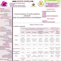 Extrait de pépins de pamplemousse et Vitamine E