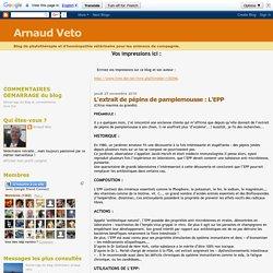 L'extrait de pépins de pamplemousse : L'EPP