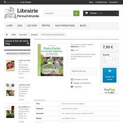 Livre Purin d'ortie et extraits végétaux de Jean-François Lyphout