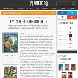 Le Voyage extraordinaire T6, (= Les Iles mystérieuses, T3) bd chez Vents d'Ouest de Filippi, Camboni, Yvan, Bodart