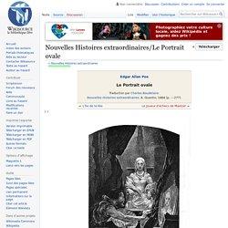 Nouvelles Histoires extraordinaires/Le Portrait ovale - Wikisource
