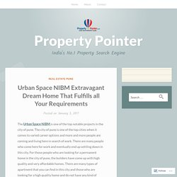 Urban space NIBM Stunning Low Budget Property For Sale