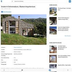 Estate In Extremadura / Ábaton Arquitectura