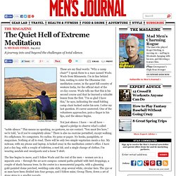 Men's Journal Magazine - Men's Style, Travel, Fitness and Gear