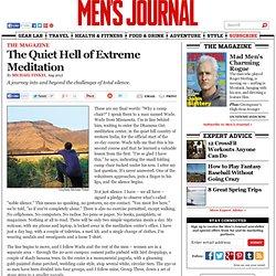 Men's Journal Magazine - Men's Style, Travel, Fitness and Gear