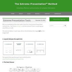 Extreme Presentation Tools - Extreme Presentation