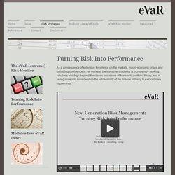 Extreme-Value-Theory - EVT Basics