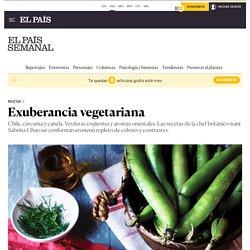 Exuberancia vegetariana