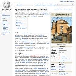 Église Saint-Exupère de Toulouse