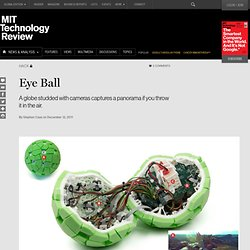 Congo research - Eye Ball - Technology Review