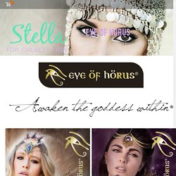 Eye of Horus Cruelty Free NZ - Stella