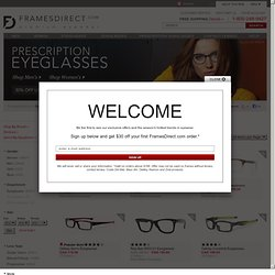 Eyeglasses Store Online: New Eye Glasses, Prescription Eyeglass Frames