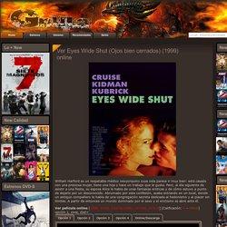 Ver Eyes Wide Shut (Ojos bien cerrados) (1999) online