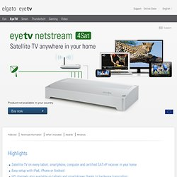 Netstream products