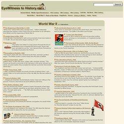 EyeWitness To World War Two
