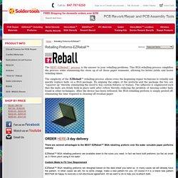 EZReball™ BGA Reballing Preforms – Soldertools.net