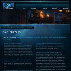 F.A.Q. Blizzard