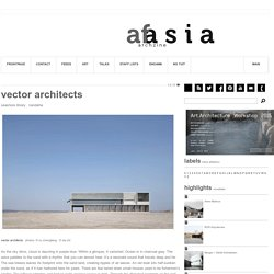 a f a s i a: Vector Architects