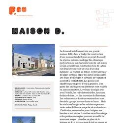 F.au / Xavier Fouquet - MAISON D.