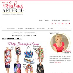 Fab Finds of the Week