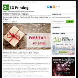 Fab Labs - On 3D Printing