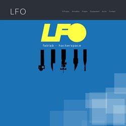LFO - Lieu de Fabrication Ouvert