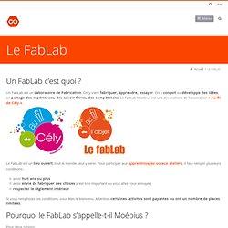 FABlab Moébius - 77 - Seine & Marne - France