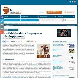 Les fablabs dans les pays en développement