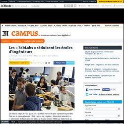 Les «FabLabs» séduisent les écoles d'ingénieurs