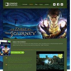 Fable: The Journey - Lionhead