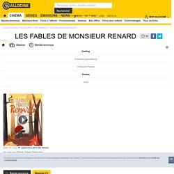 Les Fables de Monsieur Renard - film 2014