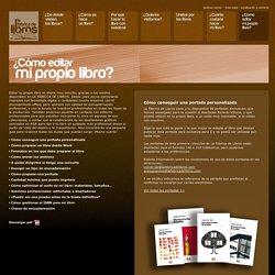 La Fábrica de Libros - Cómo editar mi propio libro