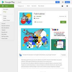 ♥ Fabricabrac – Applications sur Google Play