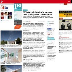 MIMA - Casas Pré fabricadas