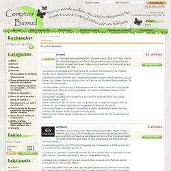 Fabricants - Comptoir Biosud