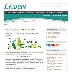 Toilettes sèches Lécopot - Fabrication artisanale de toilettes sèches