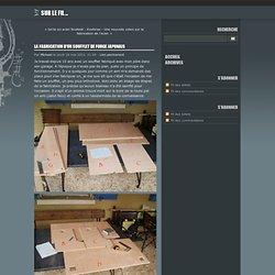 La fabrication d'un soufflet de forge Japonais - Sur le Fil...
