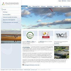Accueil - Fabrication de ventilateurs - Traitement d'air - Lemmens.com
