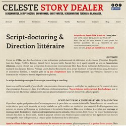 Fabrice C233leste script-doctor - STORY DEALER